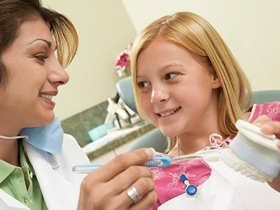 Dentist pediatric Coalinga with Hanford Family Dental Center